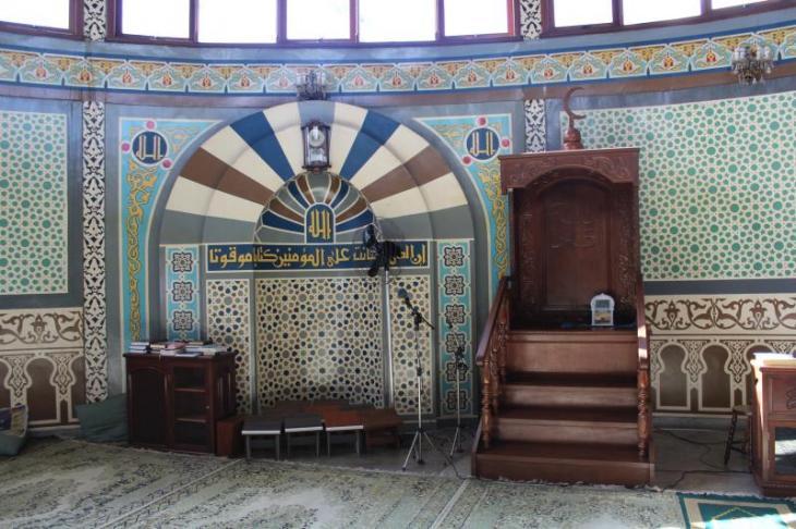 أحد المساجد في البرازيل. Foto: Ekrem Güzeldere