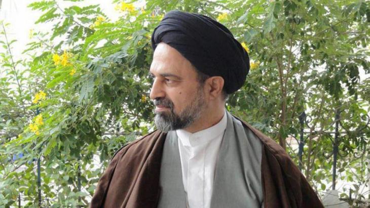 رجل الدين الشيعي العراقي أحمد القبانجي