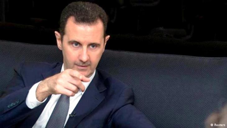 بشار الأسد. Foto: Reuters