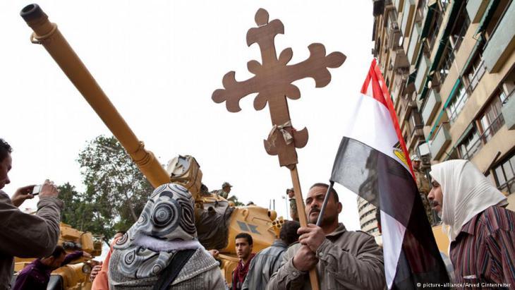 المسيحيون في الشرق مسؤولية الشرق وأهله