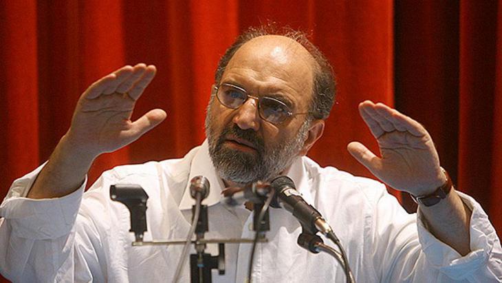 عالم الدين وناقد النظام الإيراني عبد الكريم سروش. Foto: ISNA
