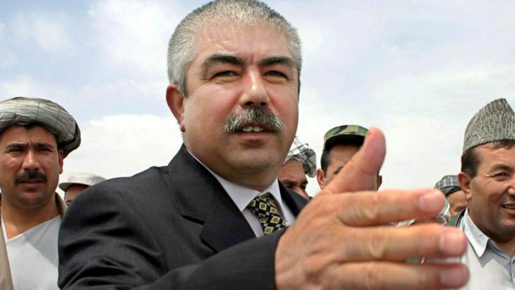 عبد الرشيد دوستم. Foto: picture-alliance/dpa