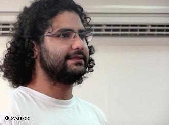 علاء عبد الفتاح.  Foto: by-sa-cc