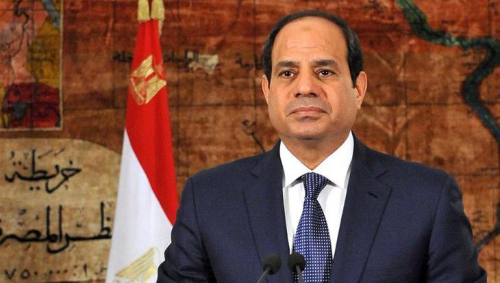 الرئيس المصري عبد الفتاح السيسي. Foto: AFP