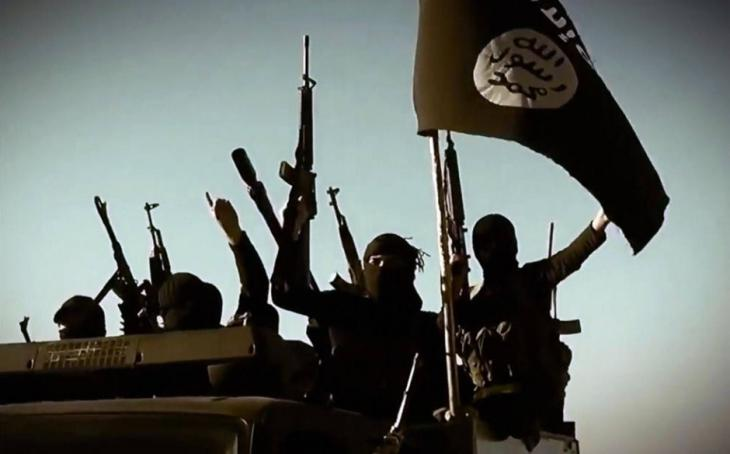 IS-Miliz im Irak; Foto. AFP