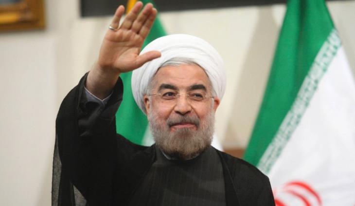 Irans Präsident Hassan Rohani; Foto: Reuters