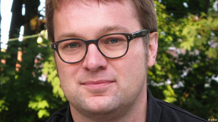 ,  أوليفر ناختفاي باحث في الشؤون الاجتماعية بالجامعة التقنية في مدينة دارمشتات وخبير في الحركات المجتمعيةFoto: privat