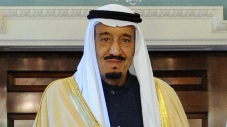 Prinz Salman bin Abdul-Aziz Al Saud; Foto: picture-alliance/dpa