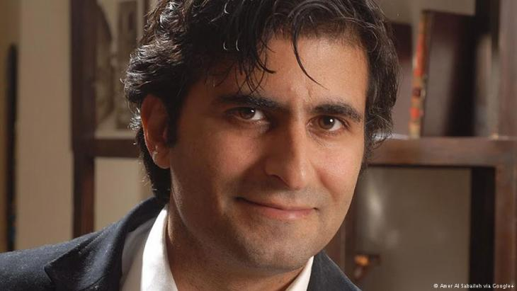 Amer al-Sabaileh; Quelle: Amer Al Sabaileh via Google