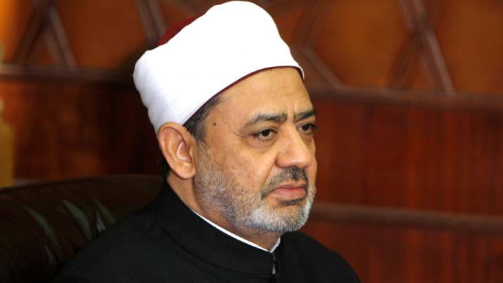 مفتي مصر أحمد الطيب. Foto: Reuters