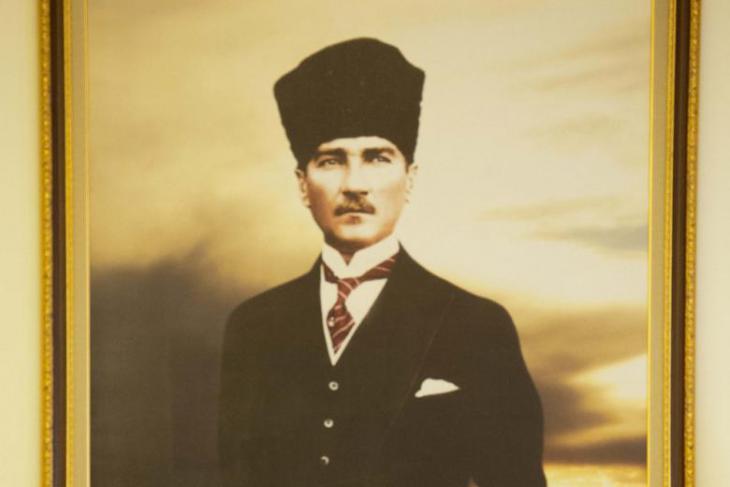 مصطفى كمال أتاتورك. Foto: dpa