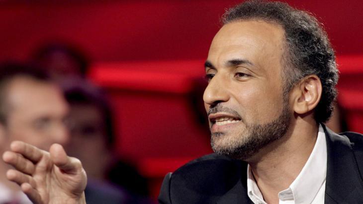 """طارق رمضان، بروفسور للدراسات الإسلامية المعاصرة في جامعة أوكسفورد وأحد رموز """"الإسلام الأوروبي"""""""