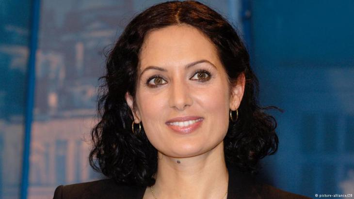Naika Foroutan; Foto: picture-alliance/ZB