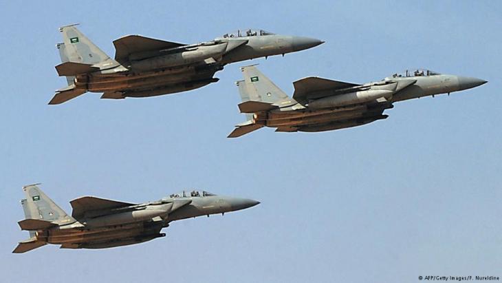 اليمن:السعودية وحلفاؤها يشنون هجوما على الحوثيين