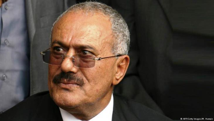 الرئيس السابق علي علي الله صالح يتمتع بنفوذ كبير في الجيش
