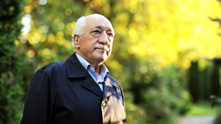 Fethullah Gulen (photo: picture-alliance/dpa/Selahattin Sevi/Handout Zaman Daily)