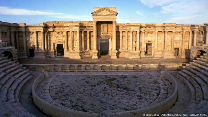 """سيطرة تنظيم""""الدولة الإسلامية"""" على مدينة تدمر الأثرية السورية،هل هو انتصار حاسم للمتشددين أم مجرد دعاية جديدة للتنظيم الإرهابي؟"""