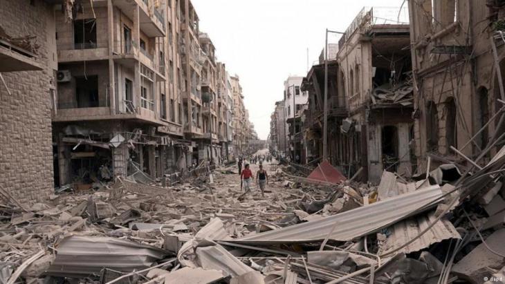 ارتفاع حصيلة ضحايا الصراع السوري إلى 230 ألف قتيل