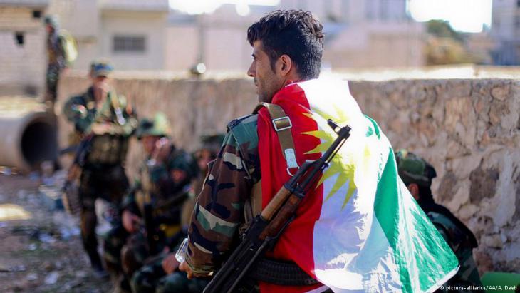 """قوات التحالف تهدف لاحتواء""""داعش"""" لا القضاء عليه"""