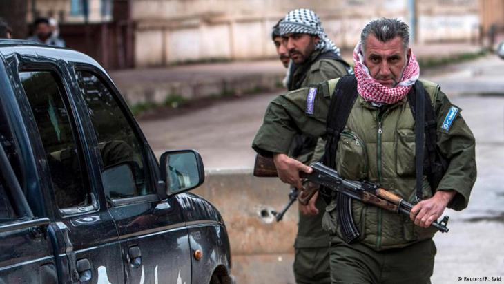 الأكراد في سوريا أصبحوا يسيطرون على شريط حدودي مع تركيا يبلغ طوله 400 كيلومتر