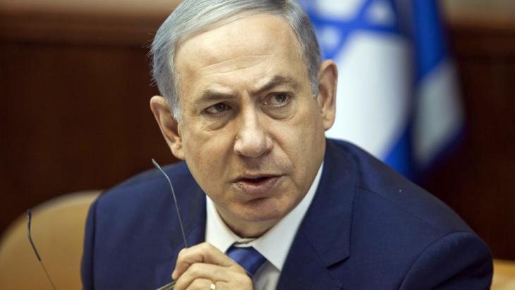 Israels Ministerpräsident Benjamin Netanjahu; Foto: Reuters/D. Balilty