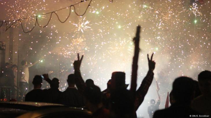 احتفالات بذكرى الثورة في ليبيا