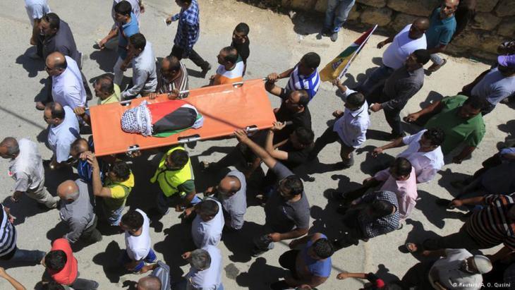 أدان رئيس الوزراء الإسرائيلي بنيامين نتنياهو الجمعة (31 يوليو/تموز 2015) بشدة، الهجوم الإرهابي الذي ارتكبه متطرفون يهود وأسفر عن مقتل رضيع فلسطيني لا يتجاوز عمره 18 شهرا.