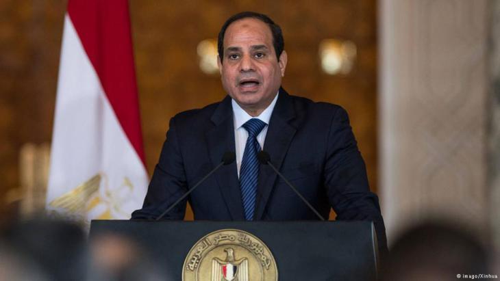 اتهامات للرئيس المصري بتكريس نظام ديكاتوري تحت مظلة مكافحة الإرهاب.
