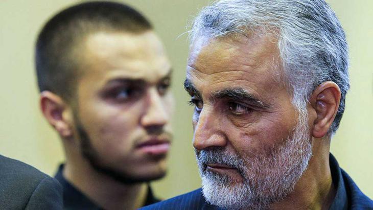 Qassem Soleimani , Foto: Mehr