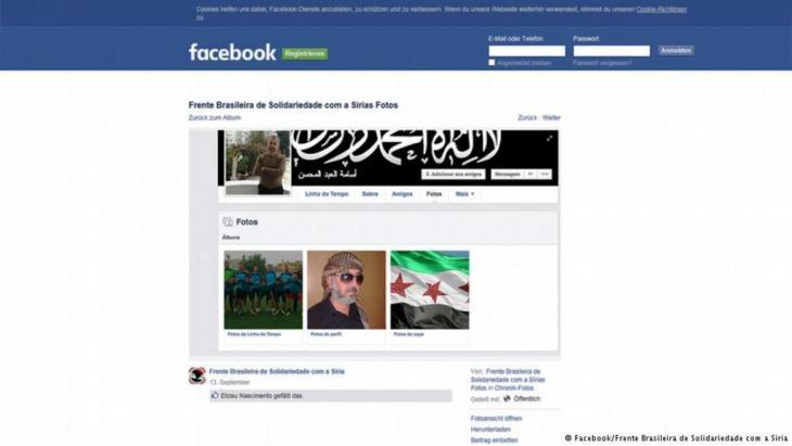 """صورة انتشرت تزعم أن اللاجئ السوري أسامة عبد المحسن الغضب مناصر لـ""""جبهة النصرة"""""""