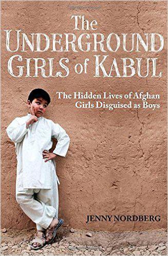 """""""كتاب سويدي حول التمييز بين الجنسين في المجتمع الأفغاني: """"بنات أفغانستان المخفيات"""" بأزياء البنين (published by Virago)"""
