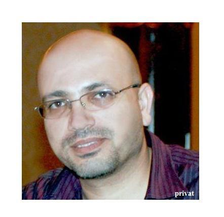 الصحفي والناشط السوري صخر إدريس