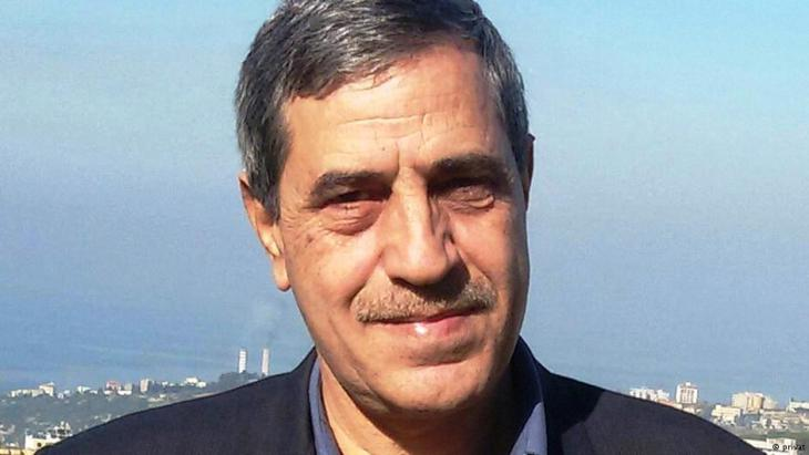 المحامي السوري ميشيل شماس