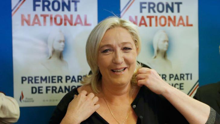 مارين لوبان. Foto: Reuters