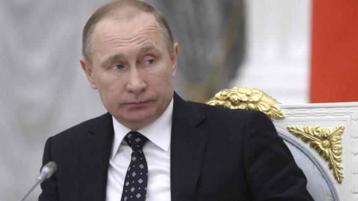 فلاديمير بوتين. Reuters