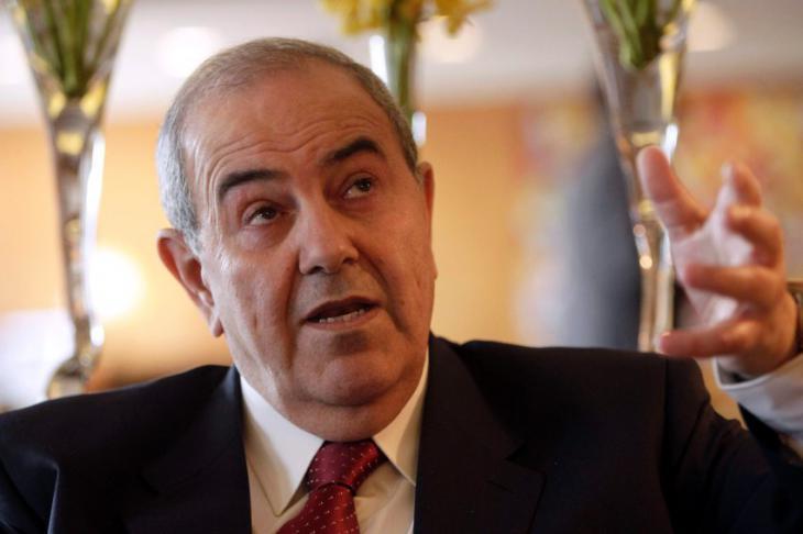 Iraks Ex-Premier Iyad Alawi; Foto: Reuters