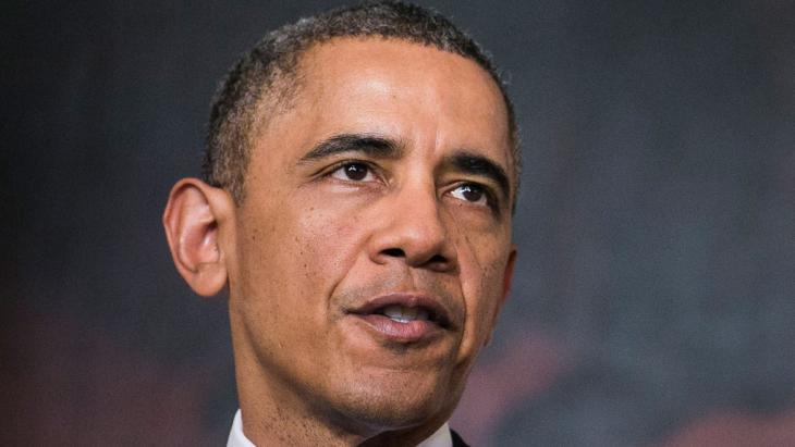 أوباما. Foto: T.J. Kirkpatrick-Pool/Getty Images