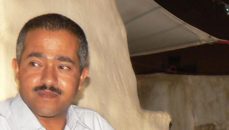 وجدي الأهدل (ولد 1973) هو روائي، كاتب قصة قصيرة، وكاتب مسرحي يمني