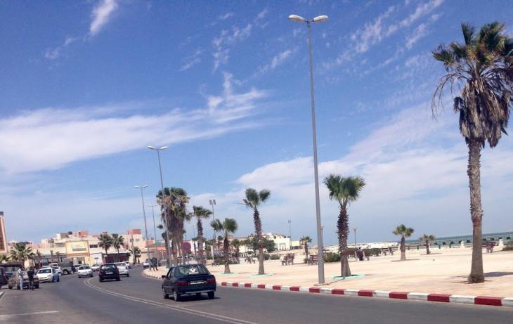 الداخلة غرب الصحراء الغربية. (photo: Matthew Greene)