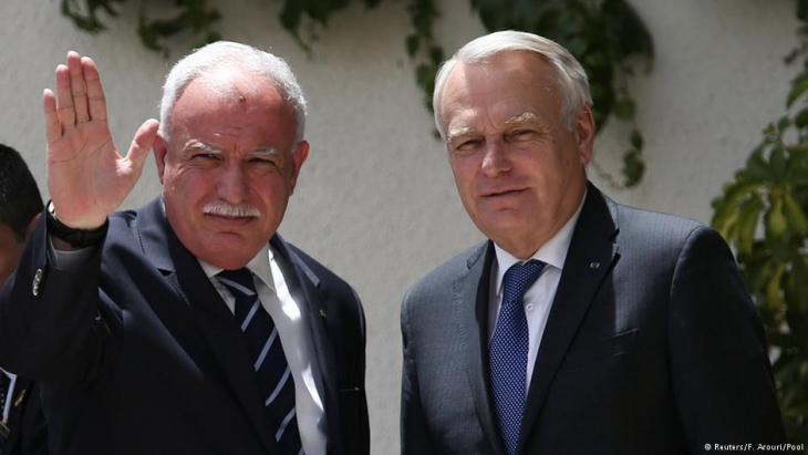 فرنسا ترفض اتهامات إسرائيلية بعدم حياديتها في مبادرة السلام