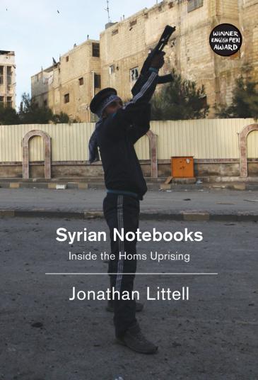 """كتاب: """"دفاتر سوريا: في داخل انتفاضة مدينة حمص"""""""