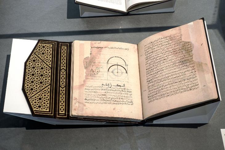 """عن كتاب """"الجزري"""". من معرض الاختراعات الإسلامية القديمة في ألمانيا  harald_voelkl_Allahs Automaten"""