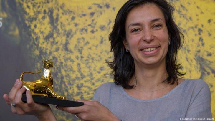 """فاز بجائزة """"الفهد الذهبي"""" لعام 2016، أي بأعلى جوائز مهرجان الفيلم في لوكارنو السويسرية الفيلم البلغاري """"امرأة  لا رب لها"""" للمخرجة رالتسه بيتروفا"""