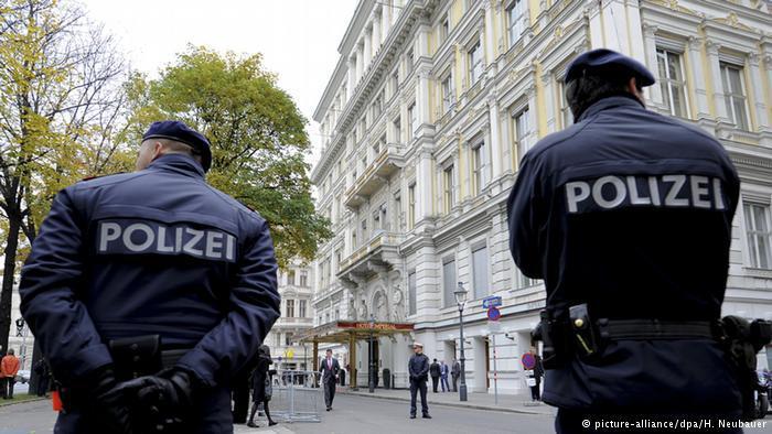رجال شرطة