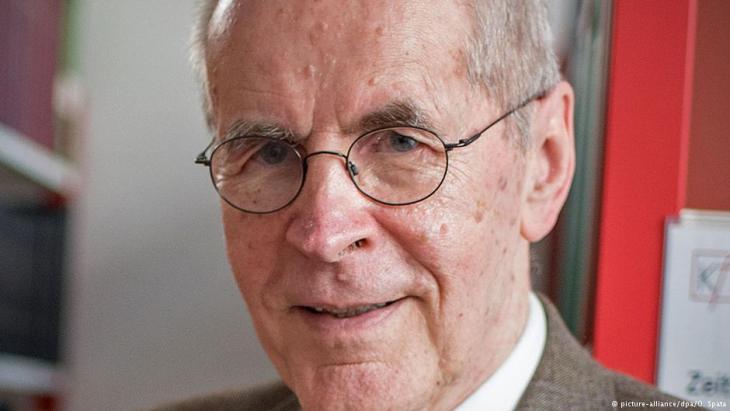 كريستيان فايفر رئيس معهد البحوث الجنائية في ألماينا