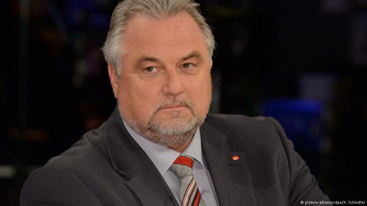 مدير شرطة مدينة براونشفايغ أولف كوش