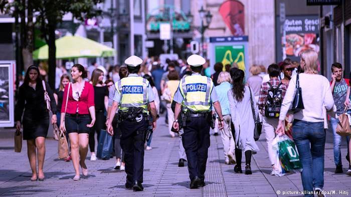 أحد شوارع ألمانيا