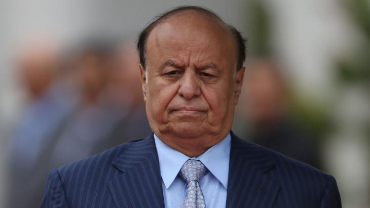 الرئيس اليمني عبد ربه منصور هادي. Foto: Getty Images/S. Gallup