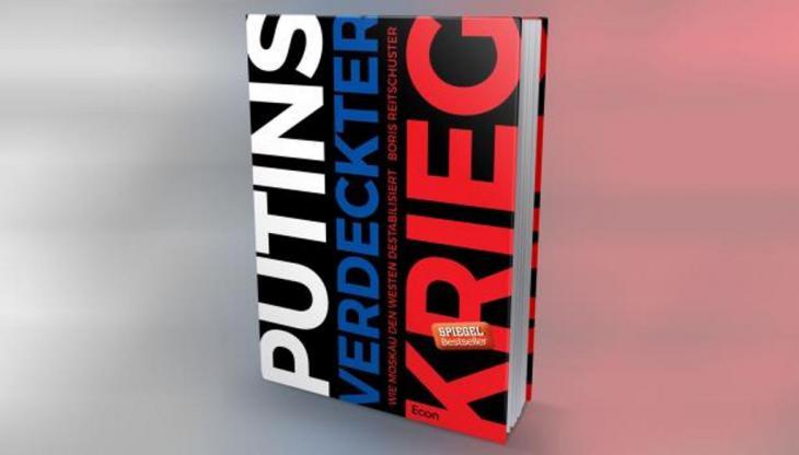 حرب بوتين الخفية. كيف يزعزع بوتين استقرار الغرب