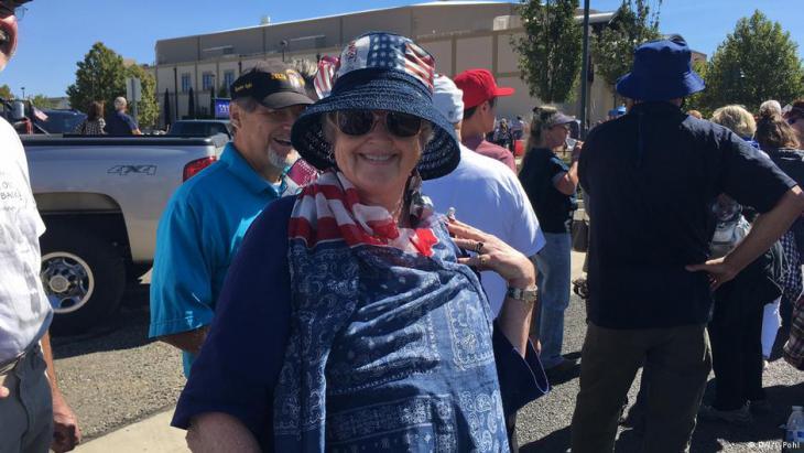 Trump supporters in Arizona